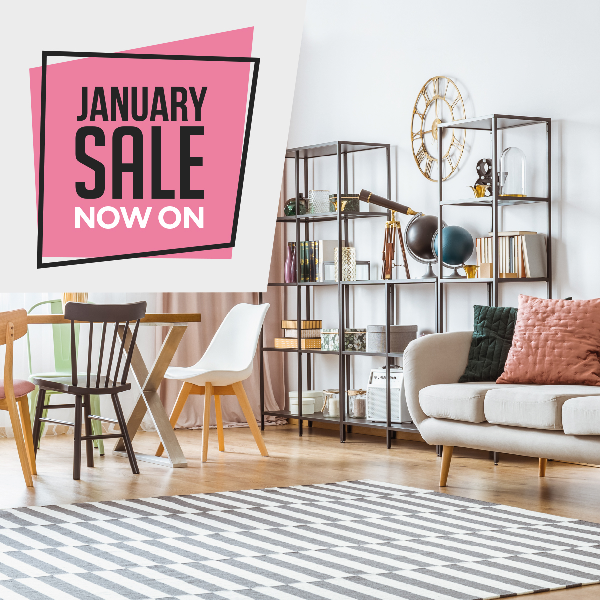 January Sales are NOW ON