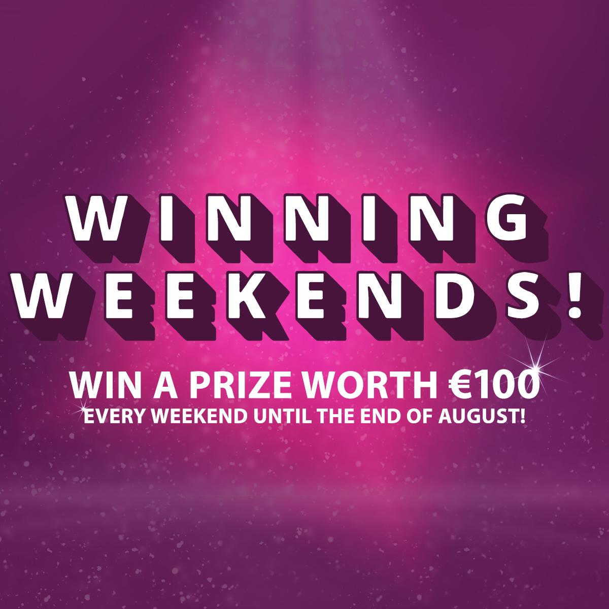 Winning Weekends at CityEast Retail Park!